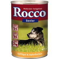 Rocco Senior Saver Pack 12 x 400g - Mixed Pack