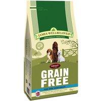 James Wellbeloved Adult Grain-Free - Fish & Vegetable - Economy Pack: 2 x 10kg