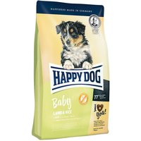 Happy Dog Supreme Young Baby Lamb & Rice - Economy Pack: 3 x 4kg