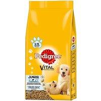 Pedigree Junior Medium Complete with Chicken & Rice Dry Dog Food - 15kg