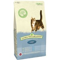 James Wellbeloved Adult Cat Light - Fish - 1.5kg