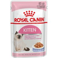 Royal Canin Kitten Instinctive in Jelly - 12 x 85g