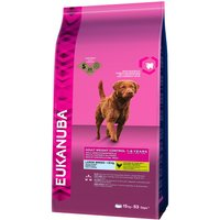 Eukanuba Large Breed Adult - Weight Control - Economy Pack: 2 x 15kg
