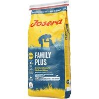 Josera FamilyPlus - Economy Pack: 2 x 15kg