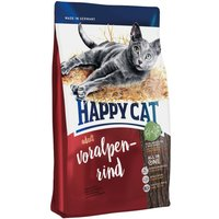 Happy Cat Adult Beef Dry Food - 10kg