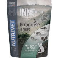 Nutrivet Inne Anti Hairball Cat Treats - Saver Pack: 3 x 250g