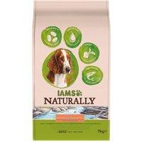 IAMS Naturally Dog Adult - Salmon - Economy Pack: 2 x 7kg