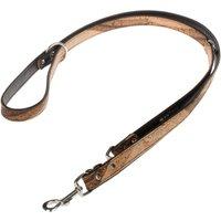 Heim Cork & Leather Tiger Dog Lead - 200cm