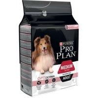 Large Bags Purina Pro Plan Dog Food + 2kg/2.5kg Extra Free!* - Adult Medium Sensitive Digestion OptiDigest - Lamb (16.5kg)