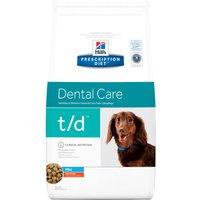 Hills Prescription Diet Canine - t/d Dental Care Mini - Economy Pack: 3 x 3kg
