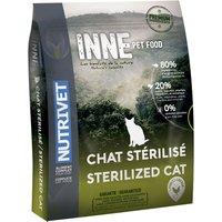 Nutrivet Inne Sterilised Dry Cat Food - 1.5kg