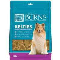Burns Kelties Dog Biscuits - Saver Pack: 3 x 200g