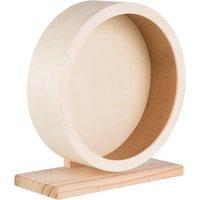 Trixie Wooden Exercise Wheel - diameter 21cm