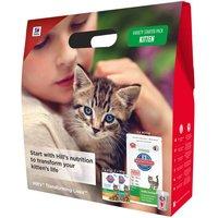 Hills Science Plan Kitten Starter Kit - Kitten Starter Kit: 400g + (4 x 85g)