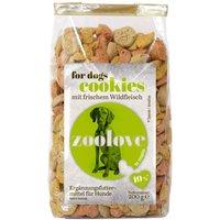 zoolove Dog Treats - Game - 200g