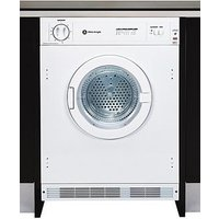 White Knight C4317 7Kg Load Integrated Vented Tumble Dryer