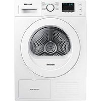 Samsung Dv70F5E0Hgw 7Kg Load Tumble Dryer With Heat Pump Technology - White