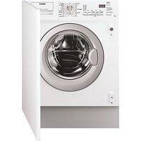 Aeg L61470Wdbi 7Kg Wash, 4Kg Dry, 1400 Spin Integrated Washer Dryer