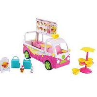 Shopkins Scoops Ice Cream Truck Playset