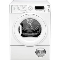 Hotpoint Ultima S-Line Sutcdgreen9A1 9Kg Heat Pump Dryer - White
