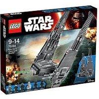 Lego Star Wars Kylo Ren&Rsquo;S Command Shuttle 75104