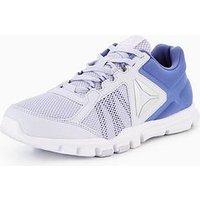 Reebok YourFlex Trainette - White/Lilac, White/Lilac, Size 5, Women