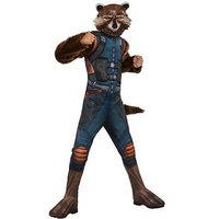 Guardians of the Galaxy Deluxe Rocket Childs Costume, One Colour, Size Medium, Women