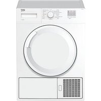 Beko Dtgc7000W 7Kg Load, Full Size Tumble Dryer - Next Day Delivery - White