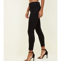 Black High Waist Skinny Yazmin Jeans New Look