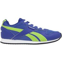 Reebok Sport  Royal Cljogger  boys's Children's Shoes (Trainers) in Blue