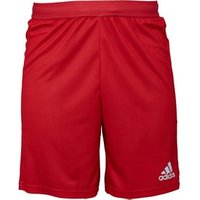 adidas Mens Volleyball Shorts Red