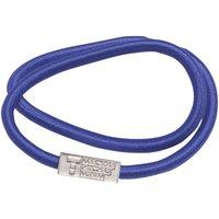 Teenage Cancer Trust Alloy Charm Bracelet Purple