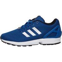 adidas Originals Junior ZX Flux Trainers Equipment Blue/White/Black