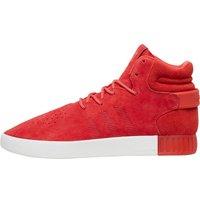 adidas Originals Mens Tubular Invader Trainers Red/Red/Vintage White