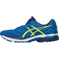 Asics Mens Gel Pulse 8 Neutral Running Shoes Thunder Blue/Safety Yellow/Indigo Blue