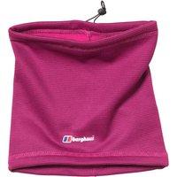 Berghaus Pravitale Technical Fleece Neck Gaiter Purple/Pink