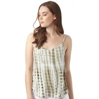 Brave Soul Womens Harriet Cami Top Khaki