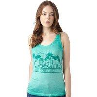 Brave Soul Womens Coast Vest Jade