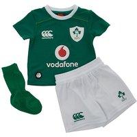 Canterbury Infant Boys Ireland Home Mini Kit Bosphorus