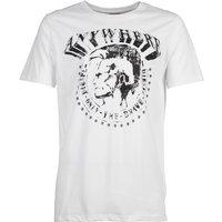 Diesel Mens T-Bert T-Shirt White