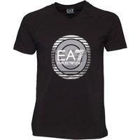 EA7 Mens T-Shirt Black