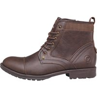 Firetrap Mens Bouncer Worker Boots Brown