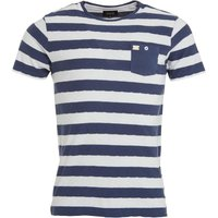 Firetrap Mens Lucas T-Shirt Dark Denim