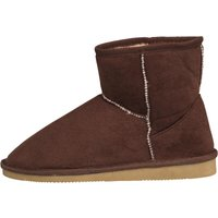 Board Angels Womens Snugg Boots Chestnut