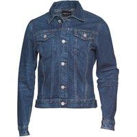 JACK AND JONES Mens JJVC SC 230 Jean Jacket Medium Blue Denim