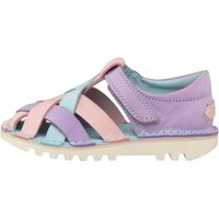 Kickers Infant Girls Weave Sandals Multi