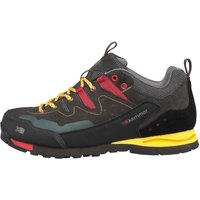 Karrimor Mens KSB Tech Approach Hiking Shoes Charcoal/Yellow