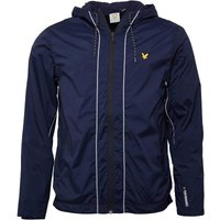 Lyle And Scott Vintage Mens Woodhouse Hooded Jacket Navy