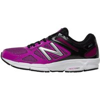 New Balance Womens W460 Neutral Running Shoes Pink/Black