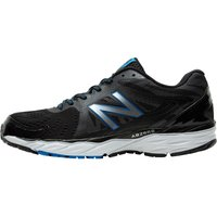 New Balance Mens M680 V4 Neutral Running Shoes Black